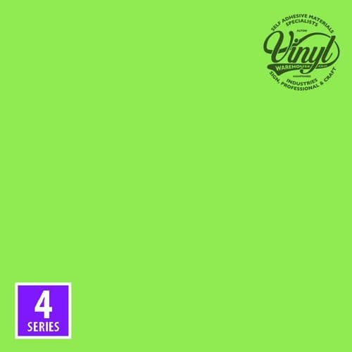 Matt Lime Green Self Adhesive Vinyl (360m) - select your perfect size